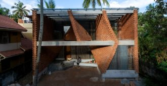 India: Pirouette House - Wallmakers