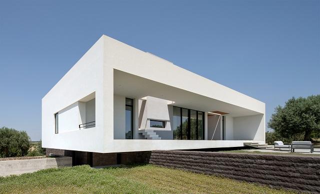 Italia: Casa Belluccelli - Studio Nuy van Noort