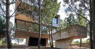 Argentina: Casa en los Árboles – Luciano Kruk