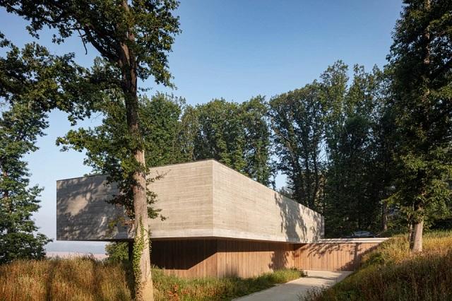 Bélgica: Casa FSD - Govaert & Vanhoutte architects
