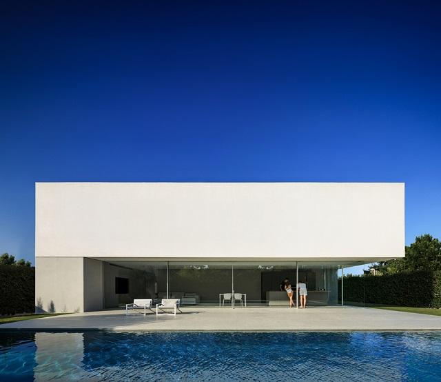 España: Casa del silencio - Fran Silvestre Arquitectos