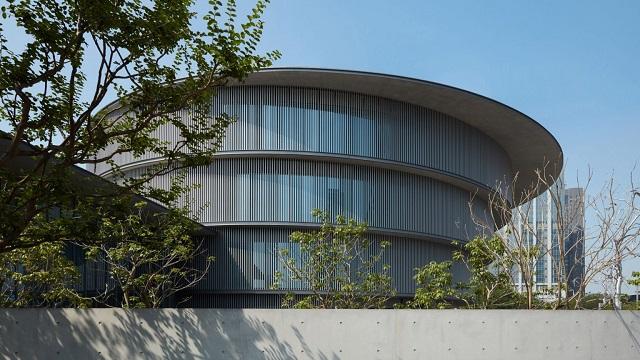 China: Museo de Arte He - Tadao Ando Architect & Associates