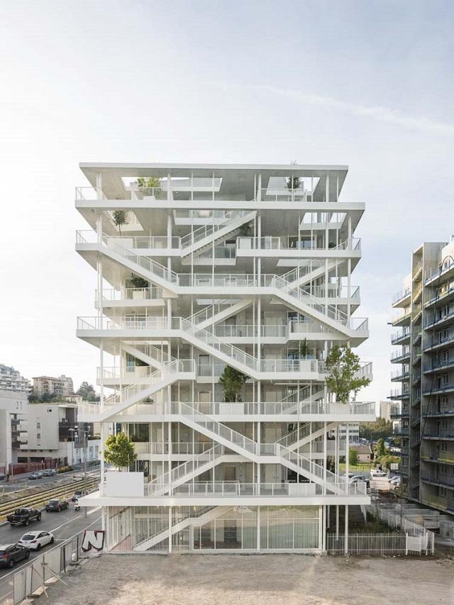 Francia: Nice Méridia - Nicolas Laisné Architectes + Dimitri Roussel