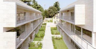 Italia: Complejo residencial en Gallarate - Álvaro Siza + COR Arquitectos