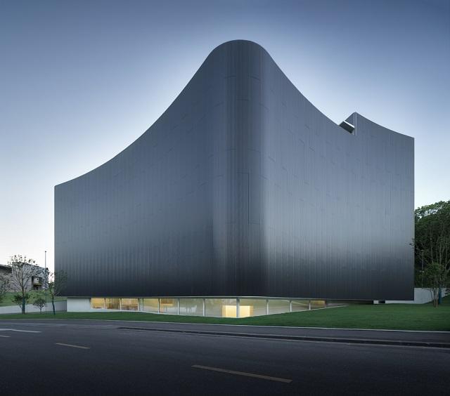 China: MoAE - Museo de Educación Artística de Huamao - Álvaro Siza + Carlos Castanheira