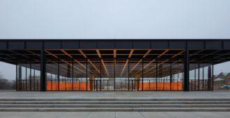 Alemania: Imágenes de la renovada Neue Nationalgalerie, Berlín -  David Chipperfield Architects
