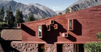 Perú: Casa Huayoccari - Barclay & Crousse