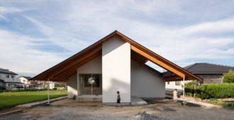 Japón: Casa Kasa -  Katsutoshi Sasaki + Associates