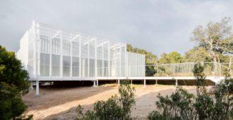 España: Casa para un artista, en Hoyo de Manzanares, Madrid - Idearch Studio
