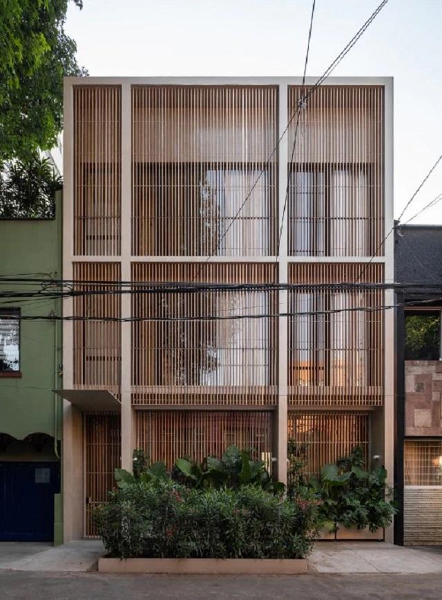 México: Casa Octavia - Pérez Palacios Arquitectos