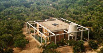 México: Casa Cosmos - S-AR