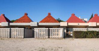 España: Rehabilitación de dos aulas de la escuela Áster de Antonio Bonet Castellana
