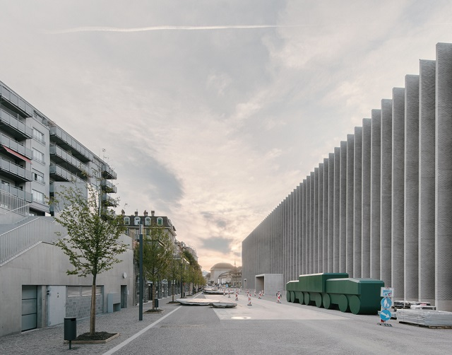 Suiza: Museo Cantonal de Bellas Artes de Lausana -  Barozzi Veiga