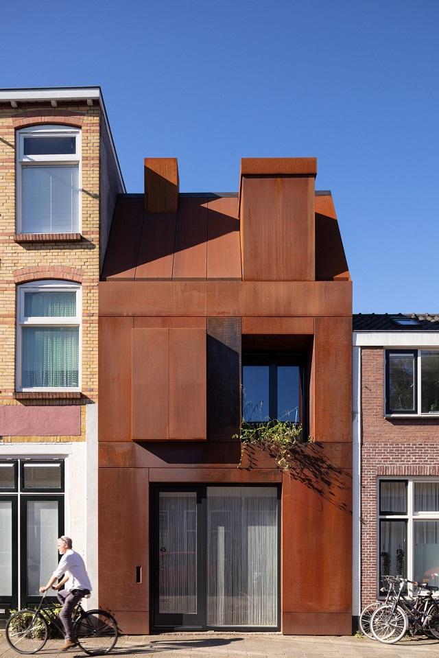"Países Bajos: ""Steel Craft House"" - Zecc Architecten"