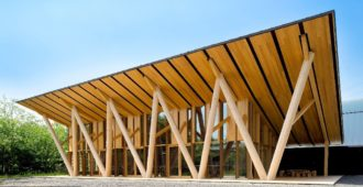 Japón: Morinos - Kengo Kuma and Associates