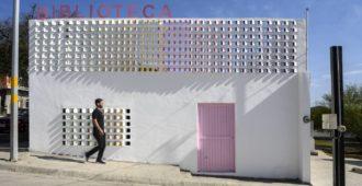 México: Biblioteca Colonia Héctor Caballero - Proyecto Reacciona A.C