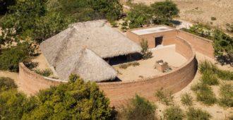 México: Clay Pavilion - Álvaro Siza Viera