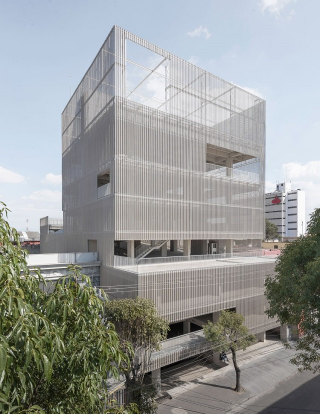 México: Estación San José - FRPO Rodriguez & Oriol