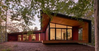 Estados Unidos: French Broad House - Sanders Pace Architecture