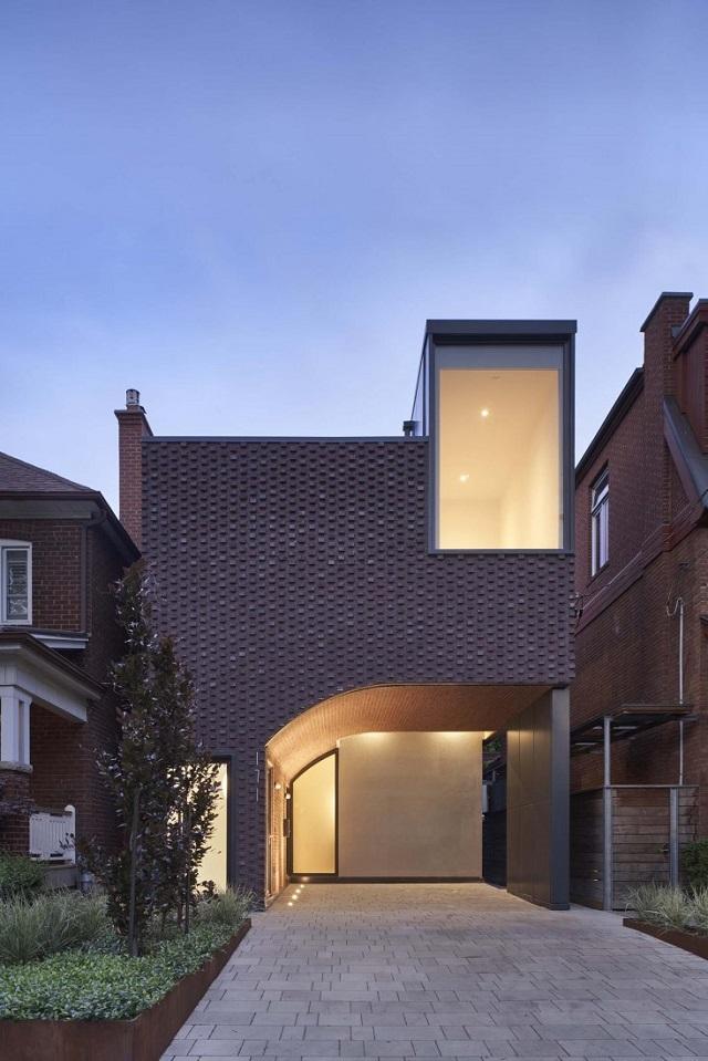 Canadá: High Park Residence - Batay-Csorba Architects
