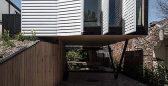 Australia: POP-UP House - FIGR Architecture & Design