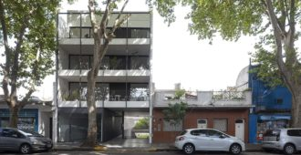 Argentina: Edificio Bonpland 1548 - MoGS. Molinari Gorodner Spotorno