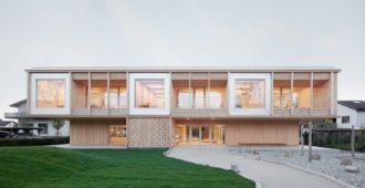 Austria: Kindergarten Engelbach - Innauer Matt Architekten