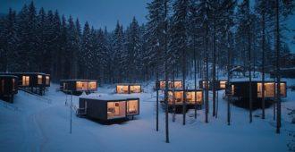 Eslovaquia: Refugios para el Hotel Björnson - Ark-Shelter