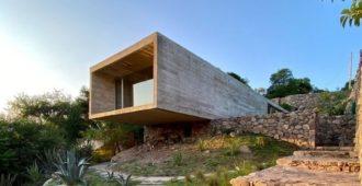 Argentina: Casa 3 Elementos – Arq. Agustín Lozada