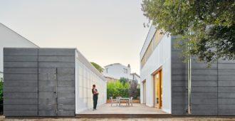 España: Casa Pasiva en Argentona - CALDERON-FOLCH STUDIO + Pol Sarsanedas