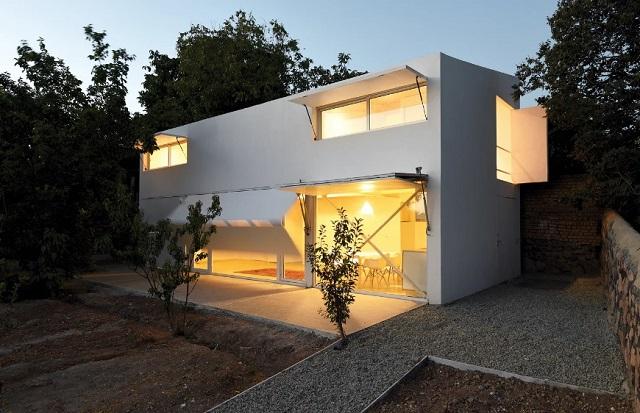 Irán: Casa en Fashand - SABK Design Group