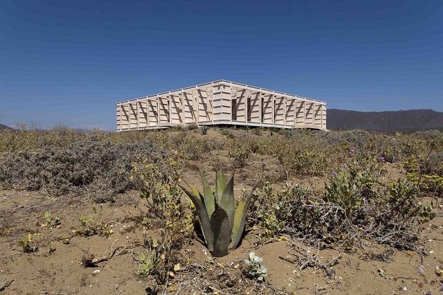 Chile: Casa en Morrillos - Cristián Izquierdo Lehmann