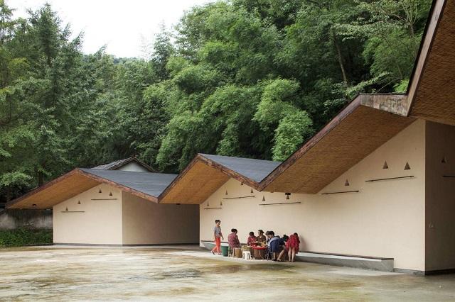 China: Centro comunitario Jincheng - Studio Dali Architects