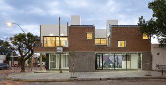 Argentina: Complejo de viviendas San José - Lautaro Del Federico + Tadeo Shiira Albano