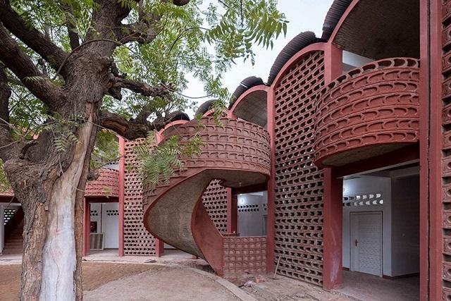 Senegal: Hospital en Tambacounda - Manuel Herz Architects