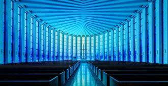 China: Iglesia Anglicana en Luoyuan - INUCE, Dirk U. Moench