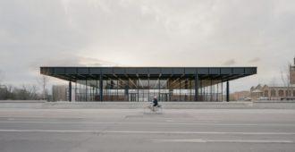 Alemania: Rehabilitación de la Neue Nationalgalerie, Berlín – David Chipperfield Architects