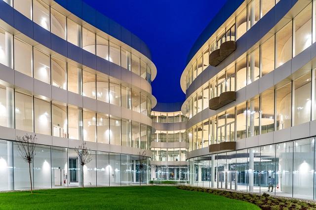 Italia: Campus de la Universidad Bocconi, Milán - SANAA