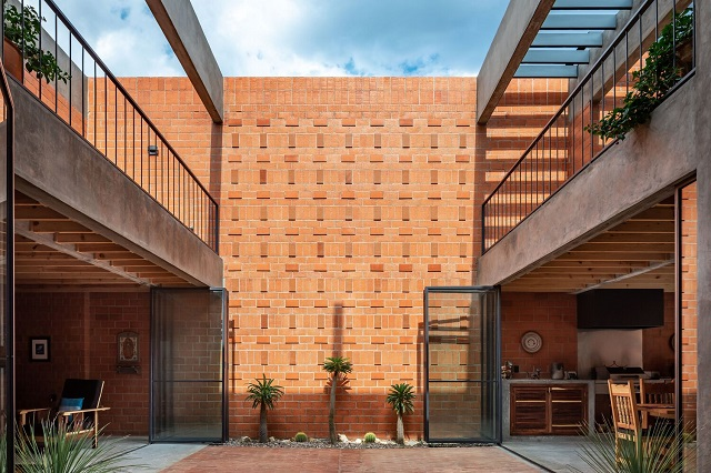 México: Casa Nuestro Sueño - Espacio 18 Arquitectura