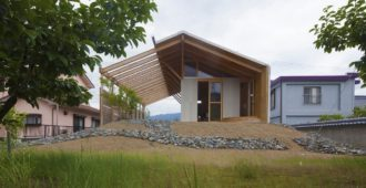 Japón: Casa en Hashimoto - Ryuichi Ashizawa Architects
