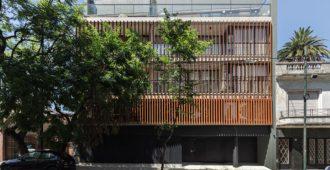 Argentina: Edificio Hip Conde - Estudio Mauas-Steinberg + Hauser Oficina de Arquitectura + Arq. Daniela Ziblat