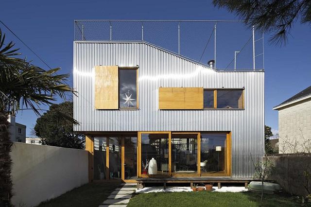 """Francia: """"El paisaje de una casa"""" - Mabire Reich"""