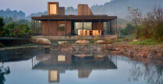 México: Casa Cosecha de Lluvia - Robert Hutchison Architecture + JSa