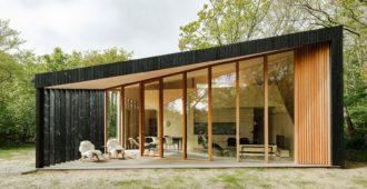 Países Bajos: Casa de vacaciones en la Isla de Texel - orange architects