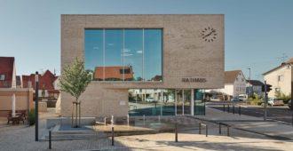Alemania: Ayuntamiento de Baltmannsweiler - Zoll Architekten