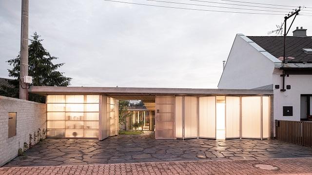 República Checa: Casa en Lanškroun - Martin Neruda Architektura
