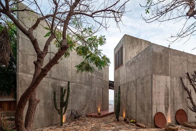 México: Casa del Sapo - Espacio 18 Arquitectura