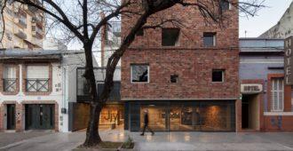 Argentina: Edificio Jjy – Desarrollos 3dF