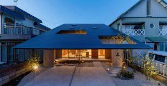 Japón: Casa Imaise - Tatsuya Kawamoto + Associates