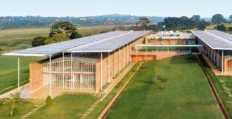 Uganda: Hospital quirúrgico infantil – Renzo Piano